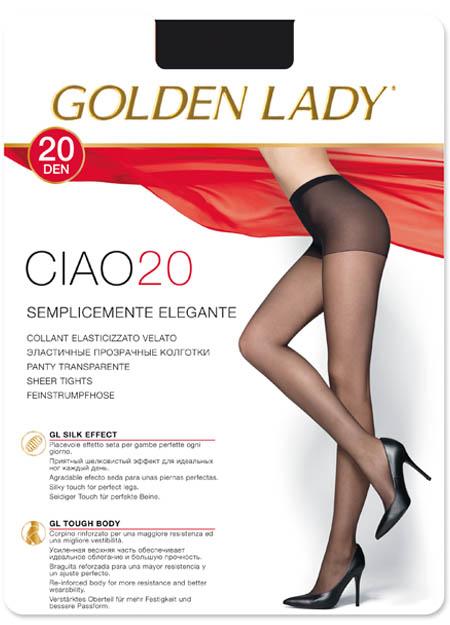 Καλσόν GOLDEN LADY Ciao20