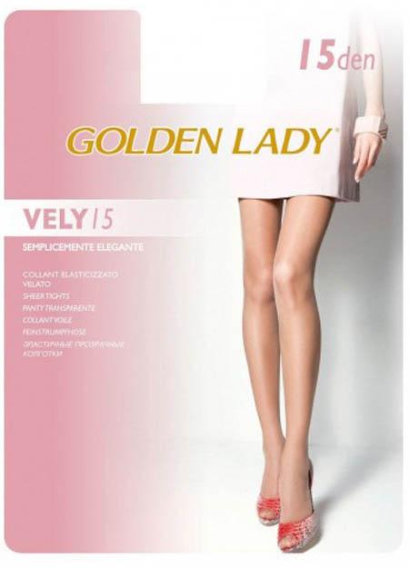 Καλσόν GOLDEN LADY VELY 15