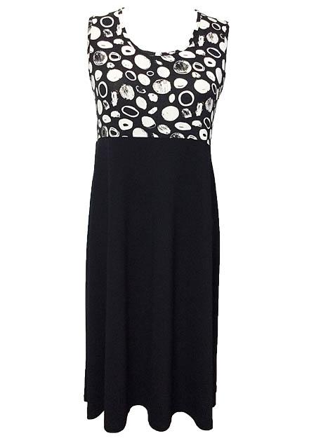 Φόρεμα BILLY'S 21060 αμάνικο