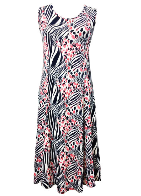 Φόρεμα BILLY'S 21076 αμάνικο